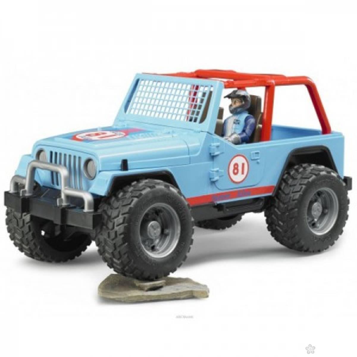 Jeep Cross Country sa vozacem 025410