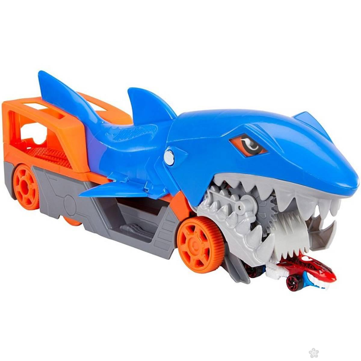 Hot Wheels Ajkula transporter GVG36