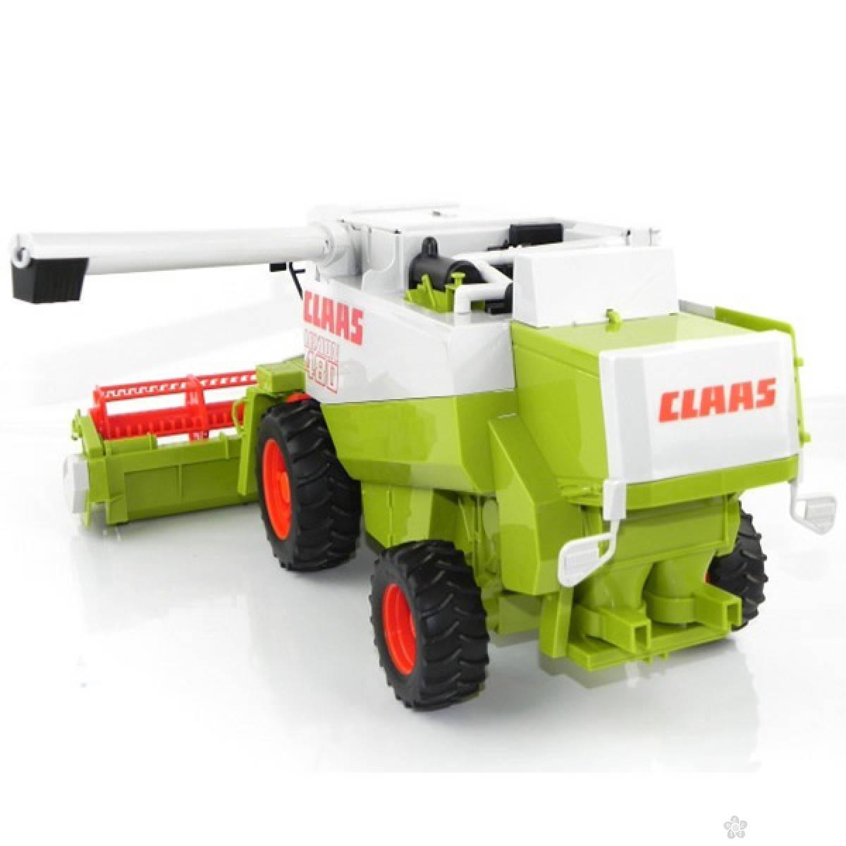 Kombajn Bruder Claas Lexion 480 021207
