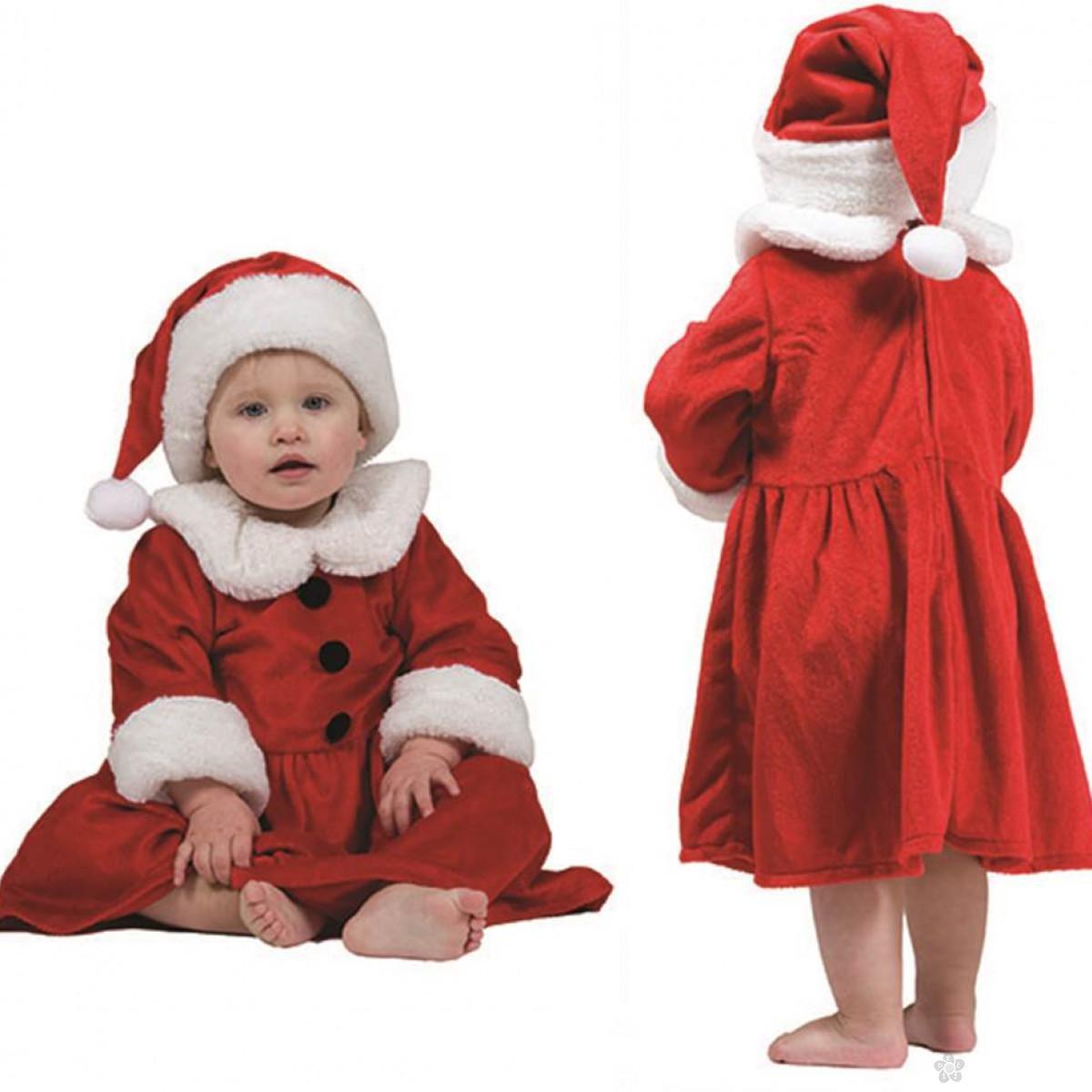 Bebi kostim Deda mraza