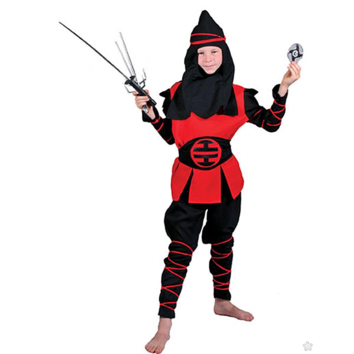 Kostim Ninja-Kung Fu borac