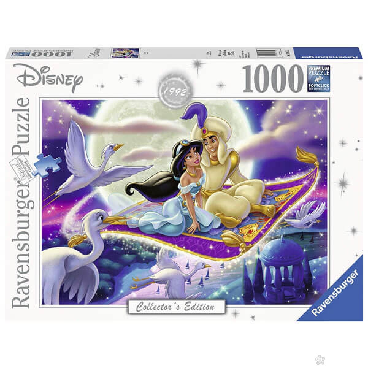 Ravensburger puzzle Aladin RA13971