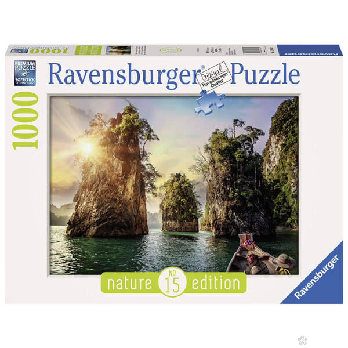Ravensburger puzzle Tri stene u Cheow, Tajland RA13968