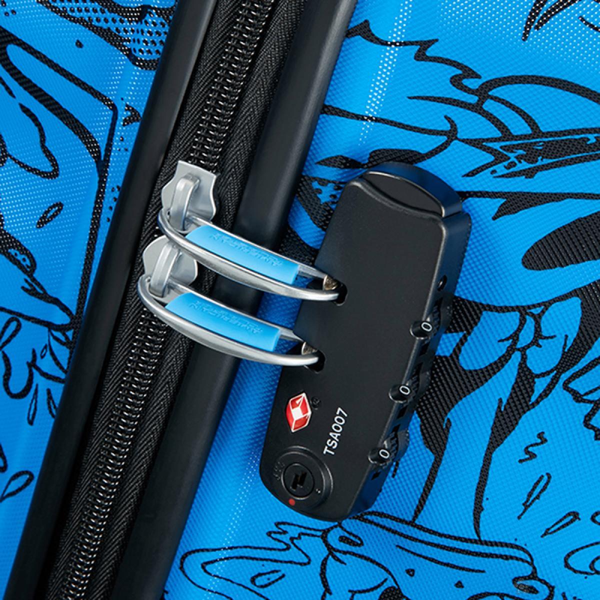 Kofer Wavebreaker Donald Duck 77cm 31C-01007