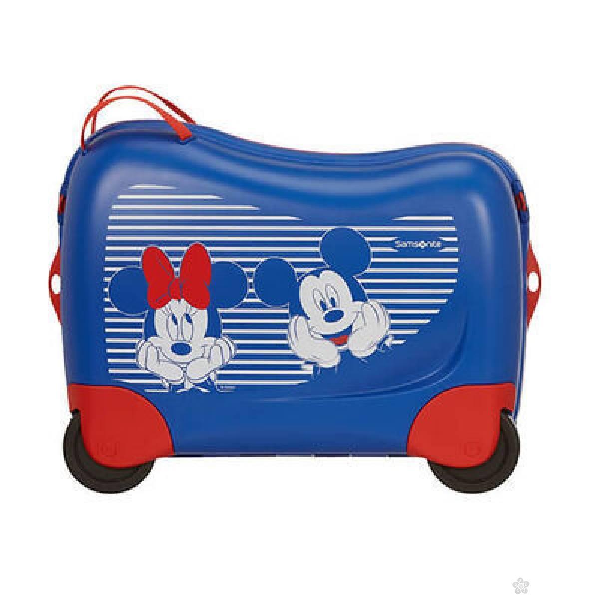 Samsonite kofer Mickey/Minnie Stripes 43C*30001