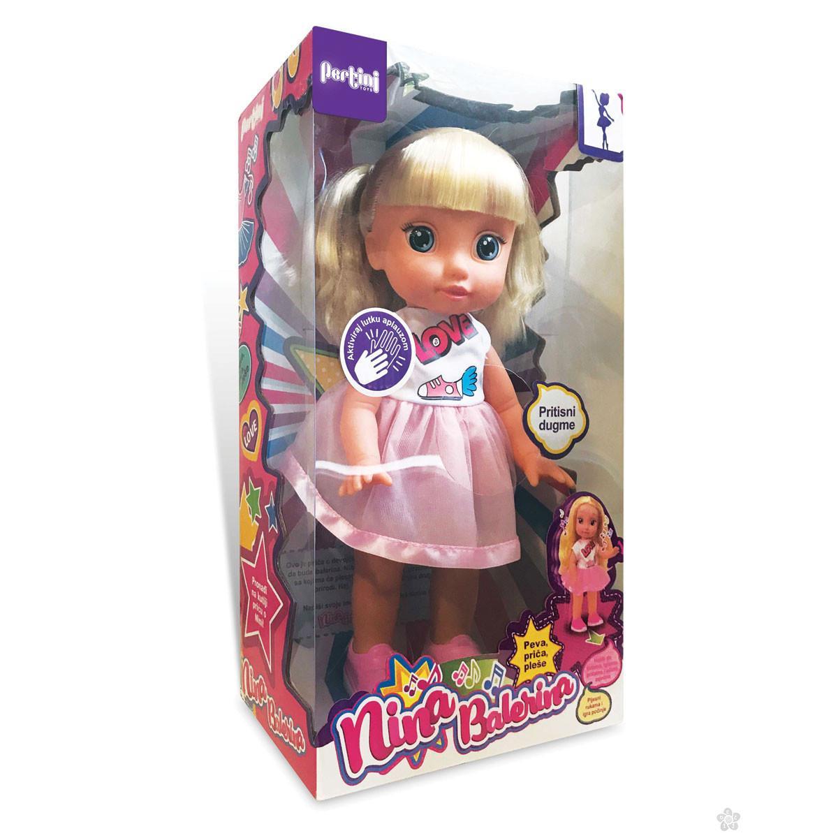 Lutka Nina Balerina P-0356