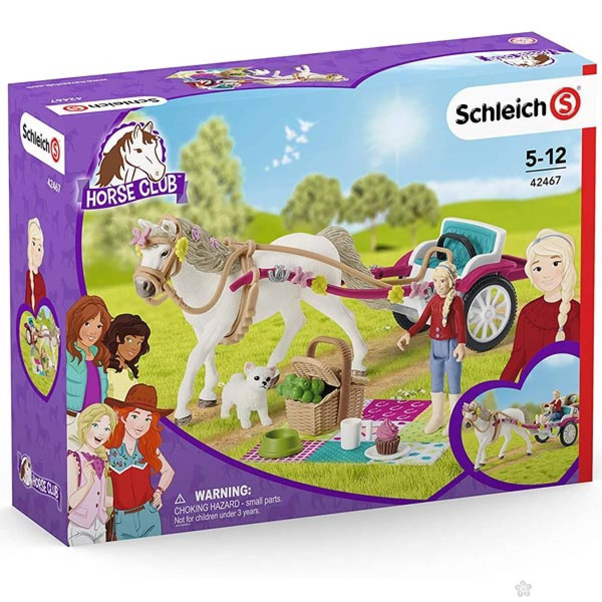 Kočija Schleich 42467