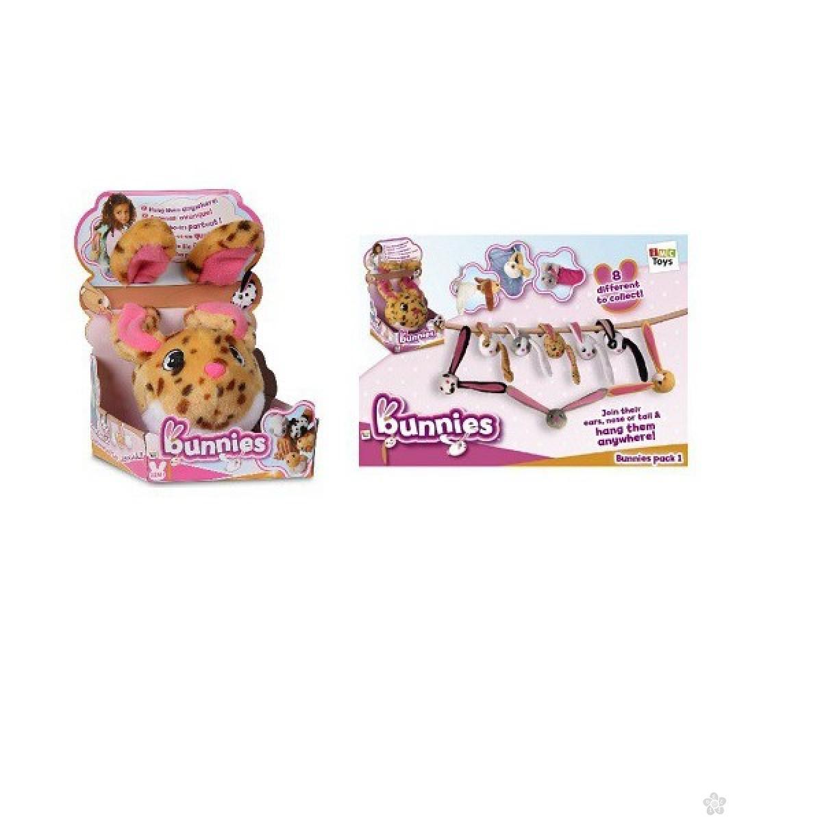 Novogodišnji paketić II Uzrast 3-6 godina devojčice