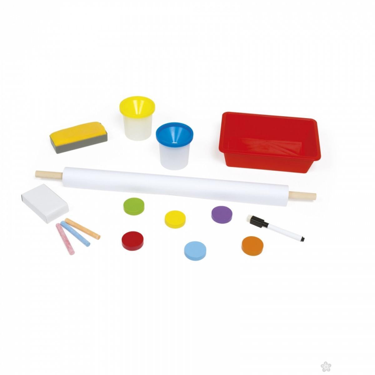 Tabla za pisanje/Magnetna tabla J09611