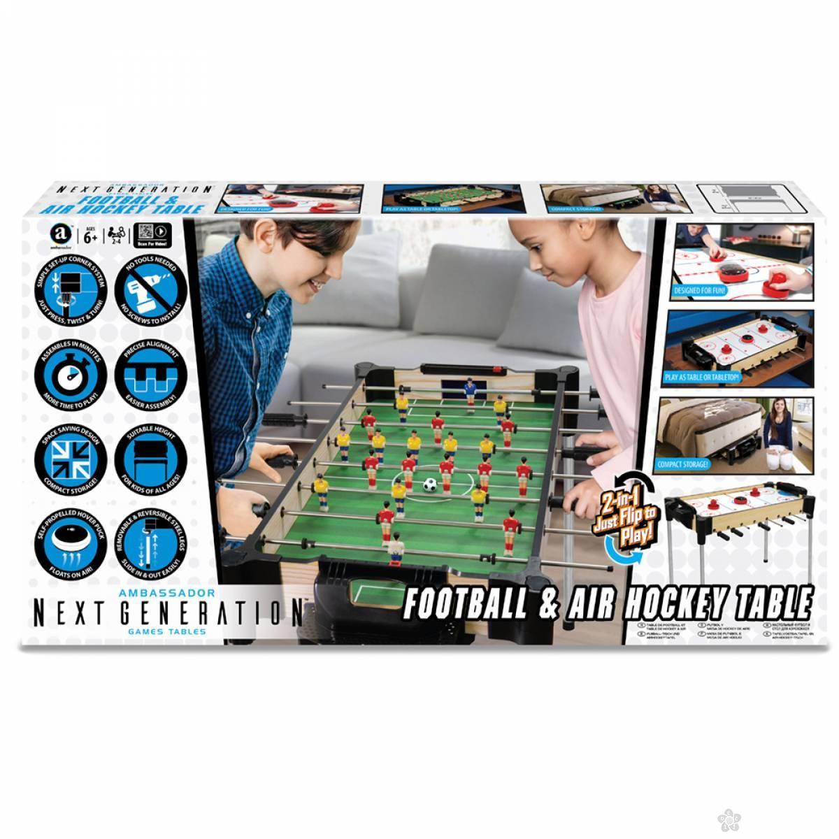 2u1 Stoni fudbal i hokej 31316