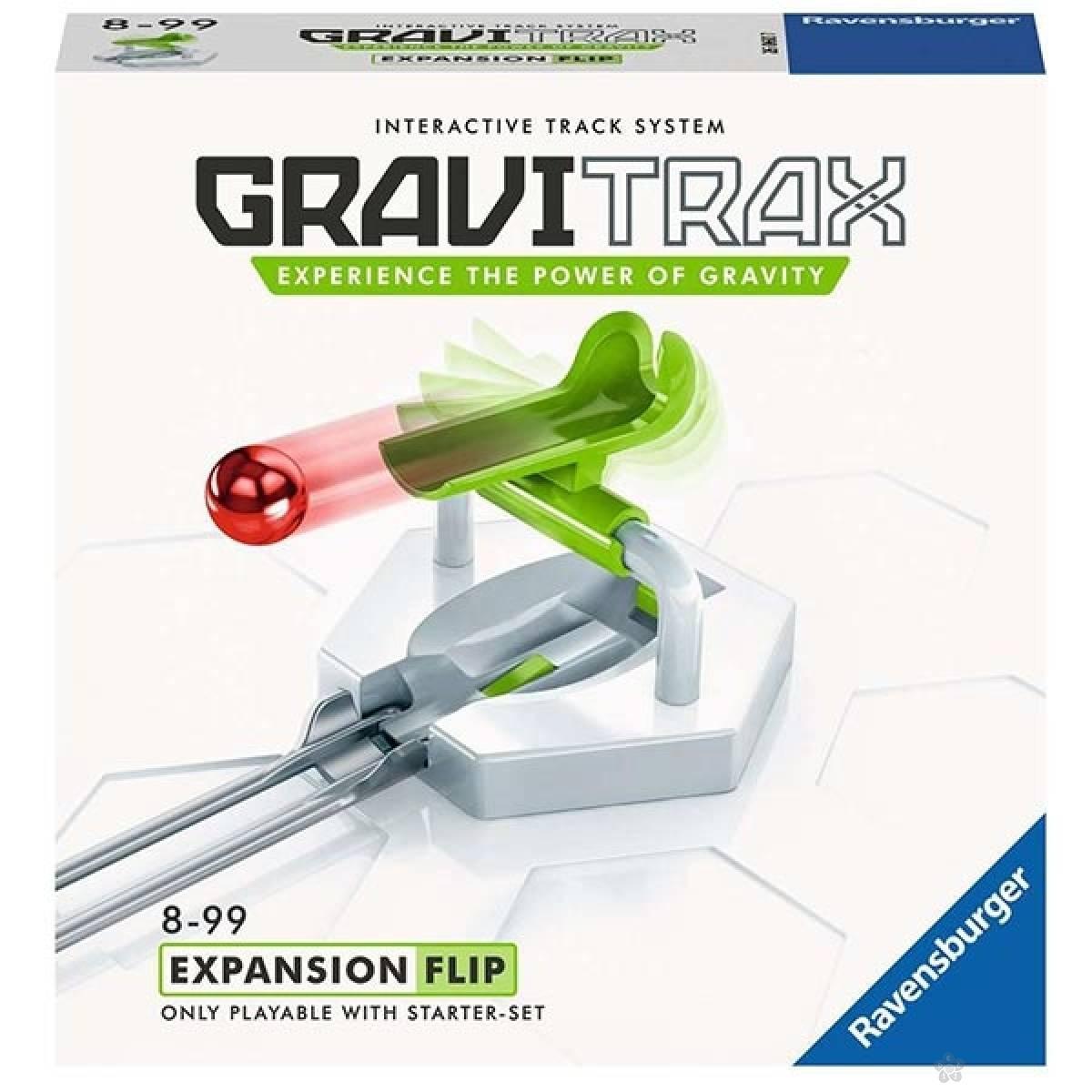 Društvena igra GraviTrax Flipper Dodatak RA26060