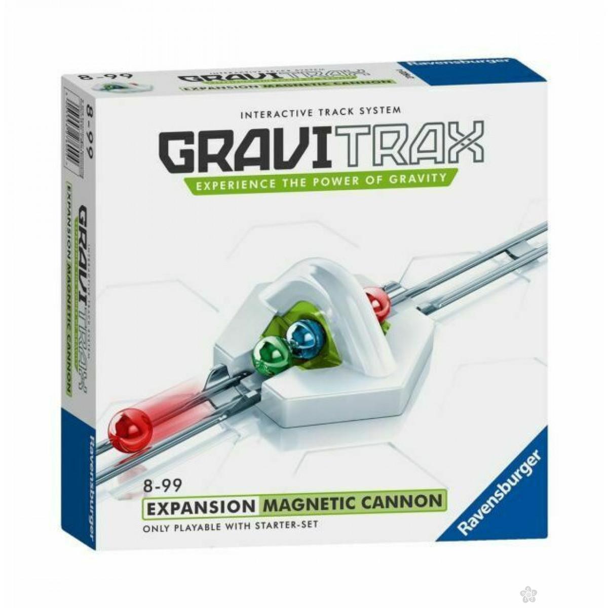 Društvena igra GraviTrax Magnetic canno RA27600