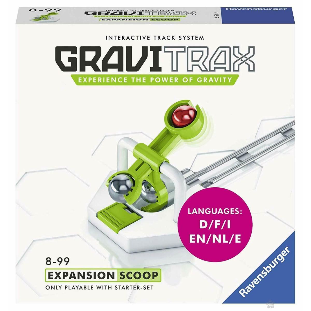 Društvena igra GraviTrax Scoop RA27620