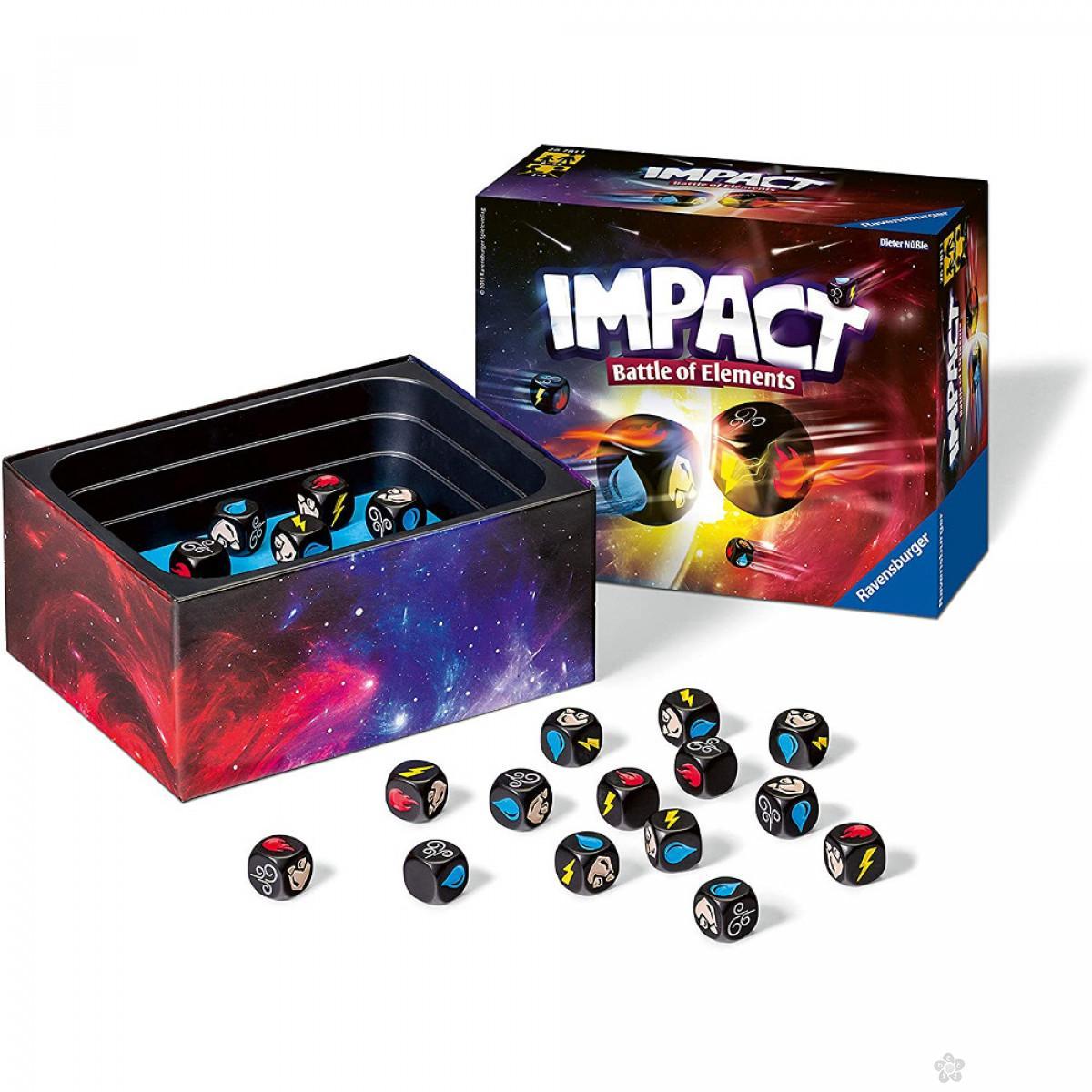 Društvena igra Impact RA26781