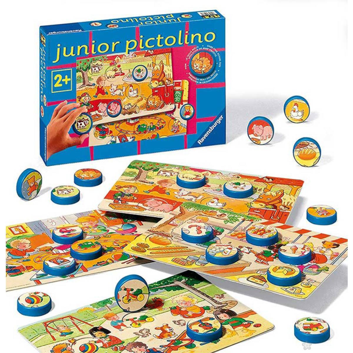 Društvena igra Junior Pictolino RA24036