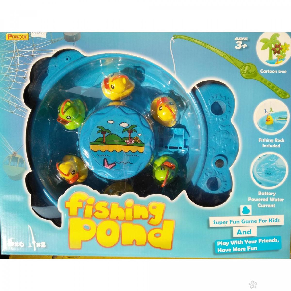 Društvena igra pecanje patkica 60828