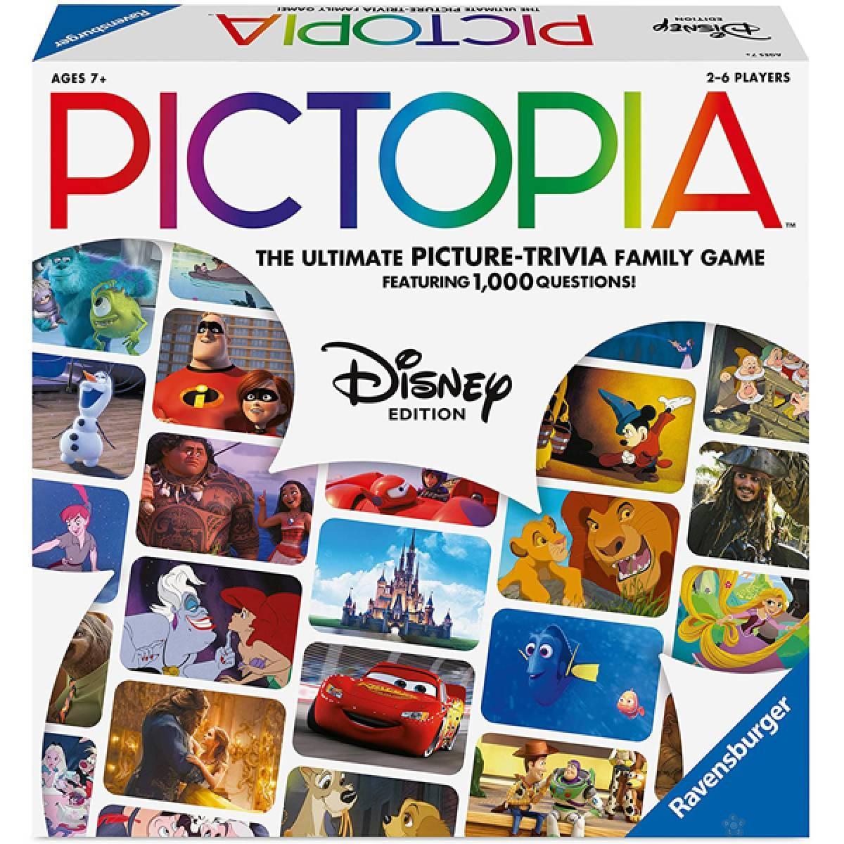 Društvena igra Pictopia, diznijeva igra sa slikama RA26292
