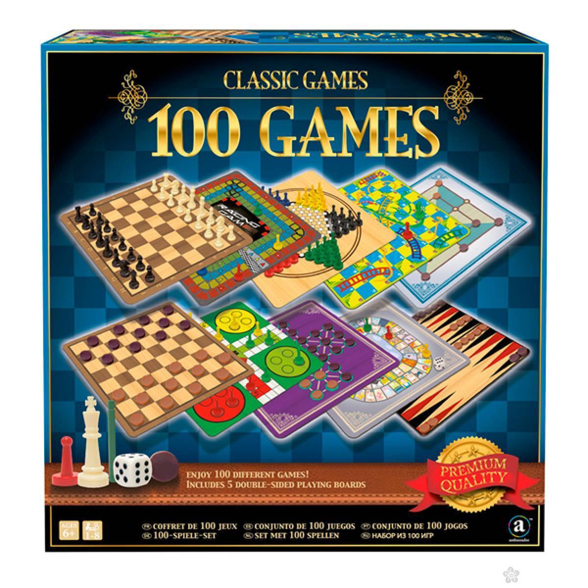 Set 100 klasičnih igara 23441