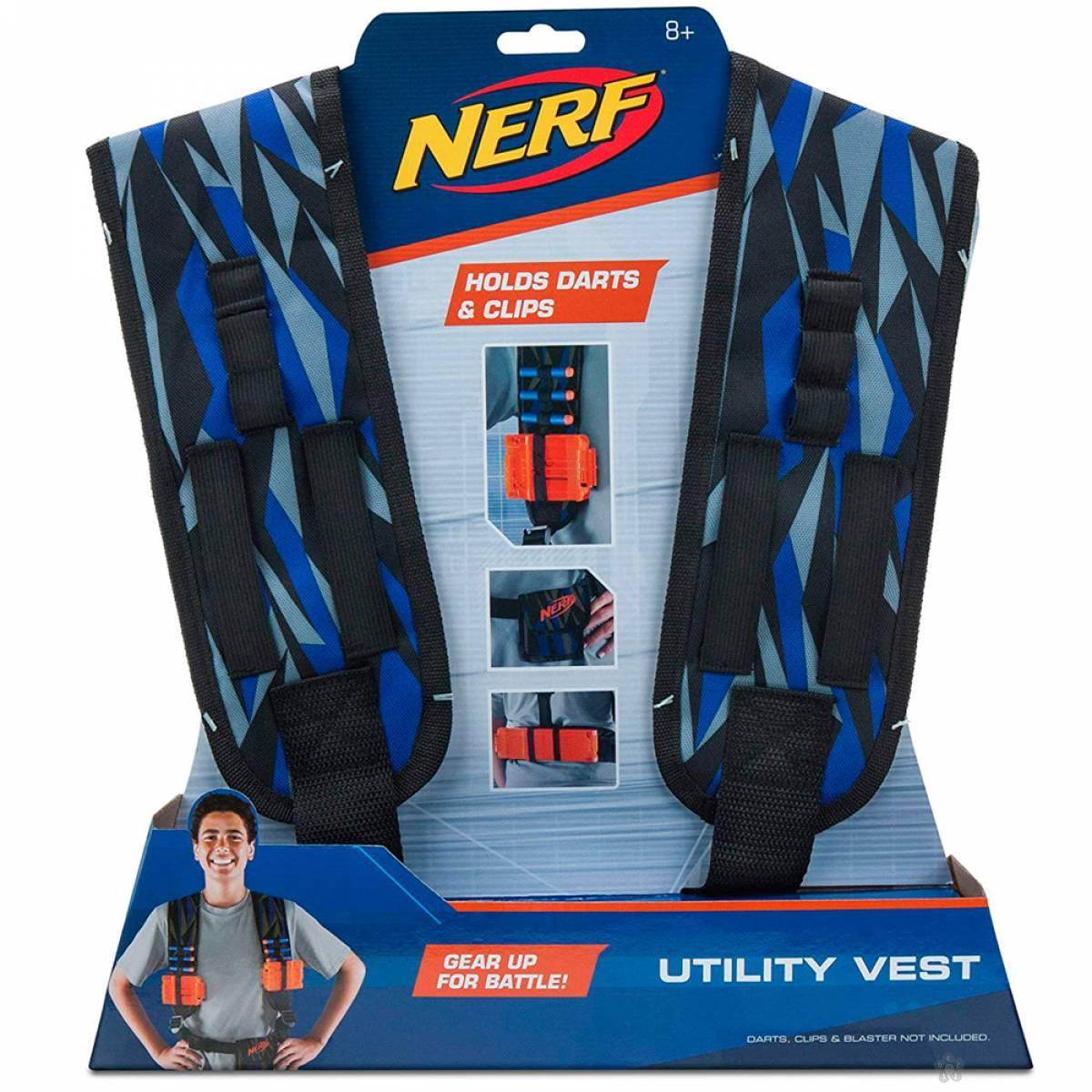 Nerf  prsluk za municiju NER015