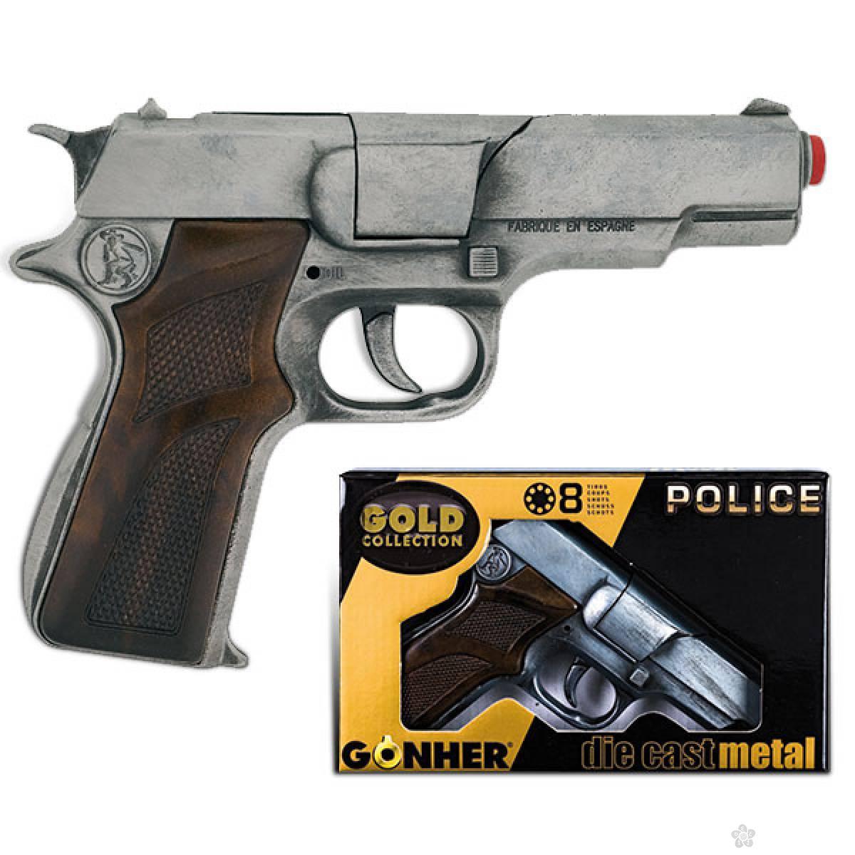 Policijski pištolj  24620