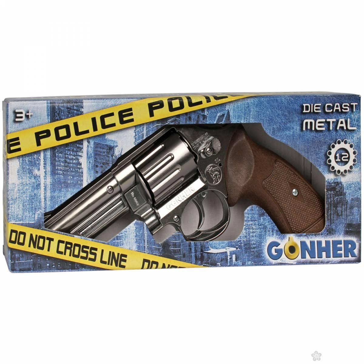 Policijski revolver 24617