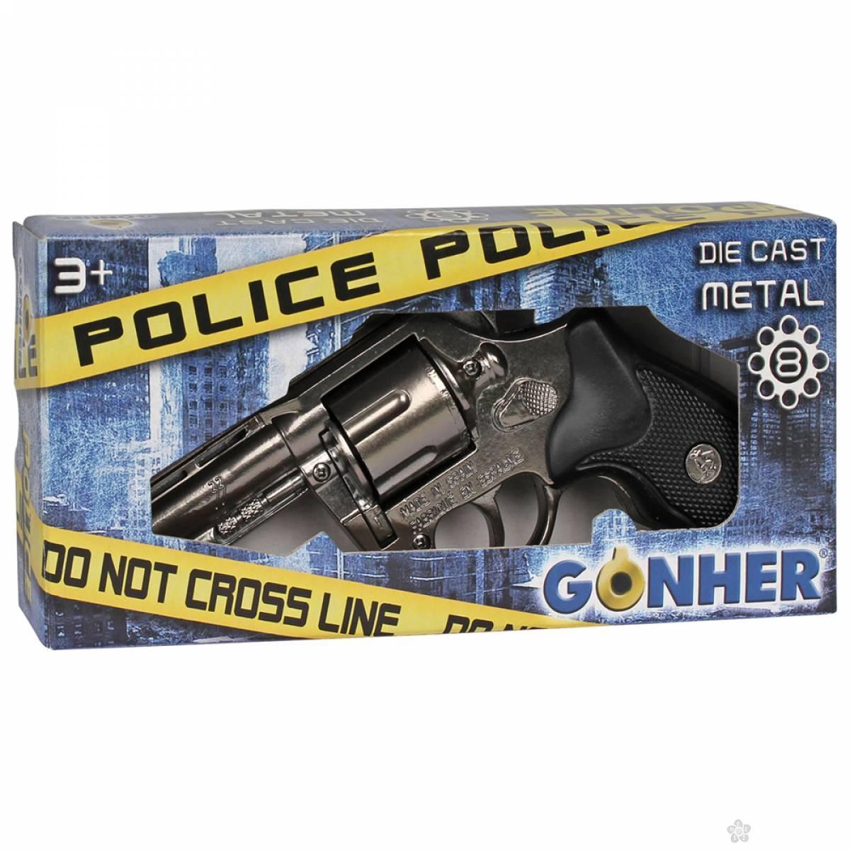 Policijski revolver 24623