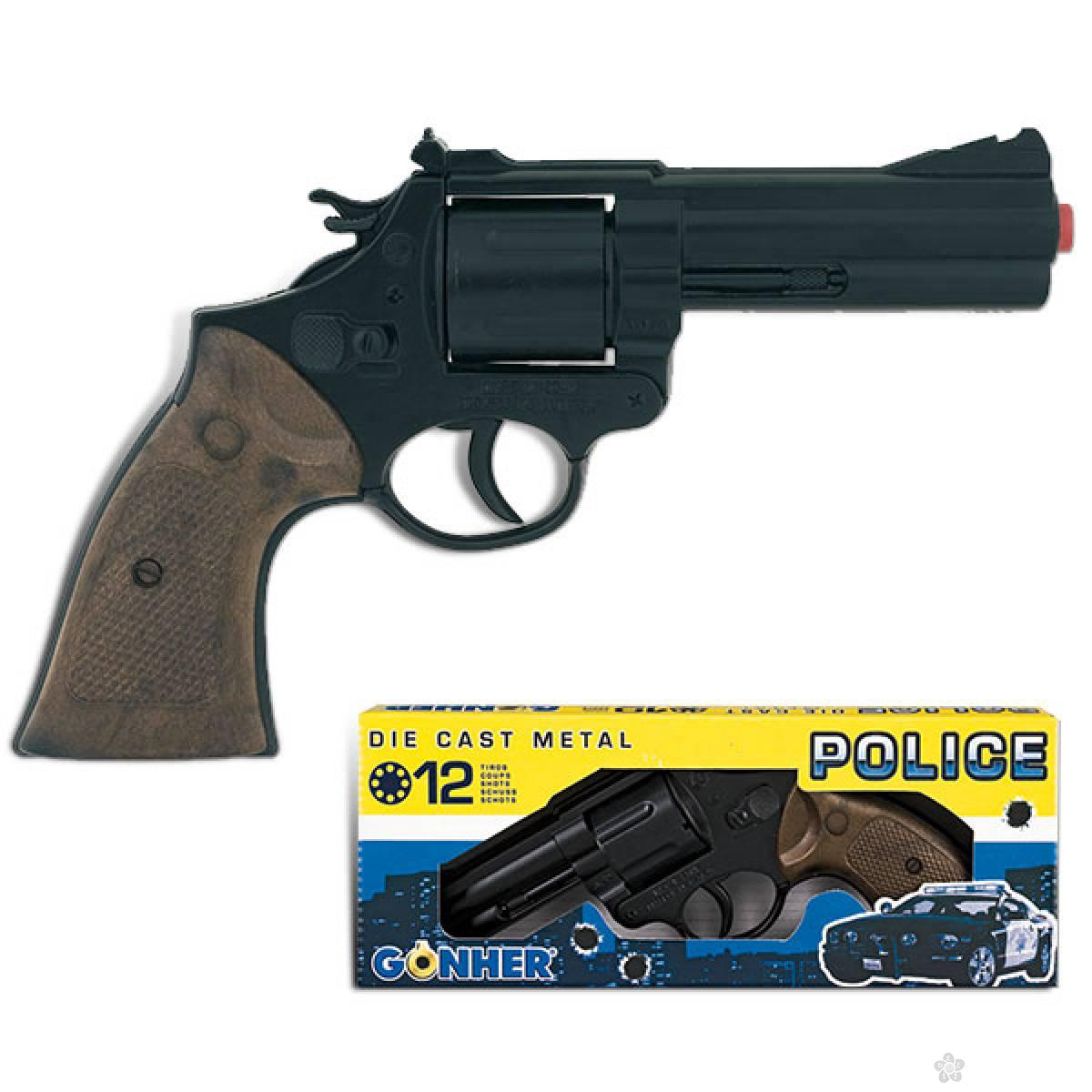 Policijski revolver 24625