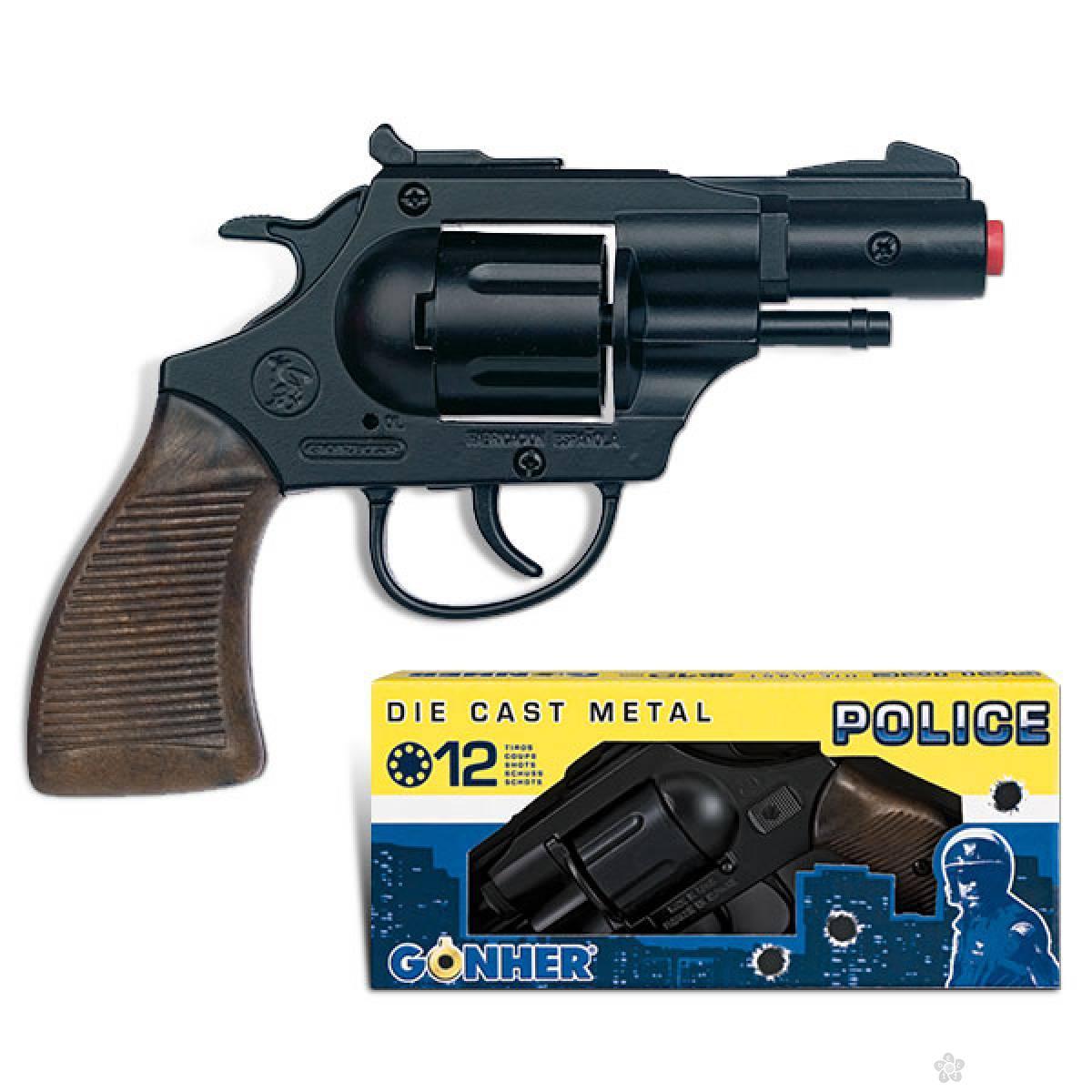 Policijski revolver 24626