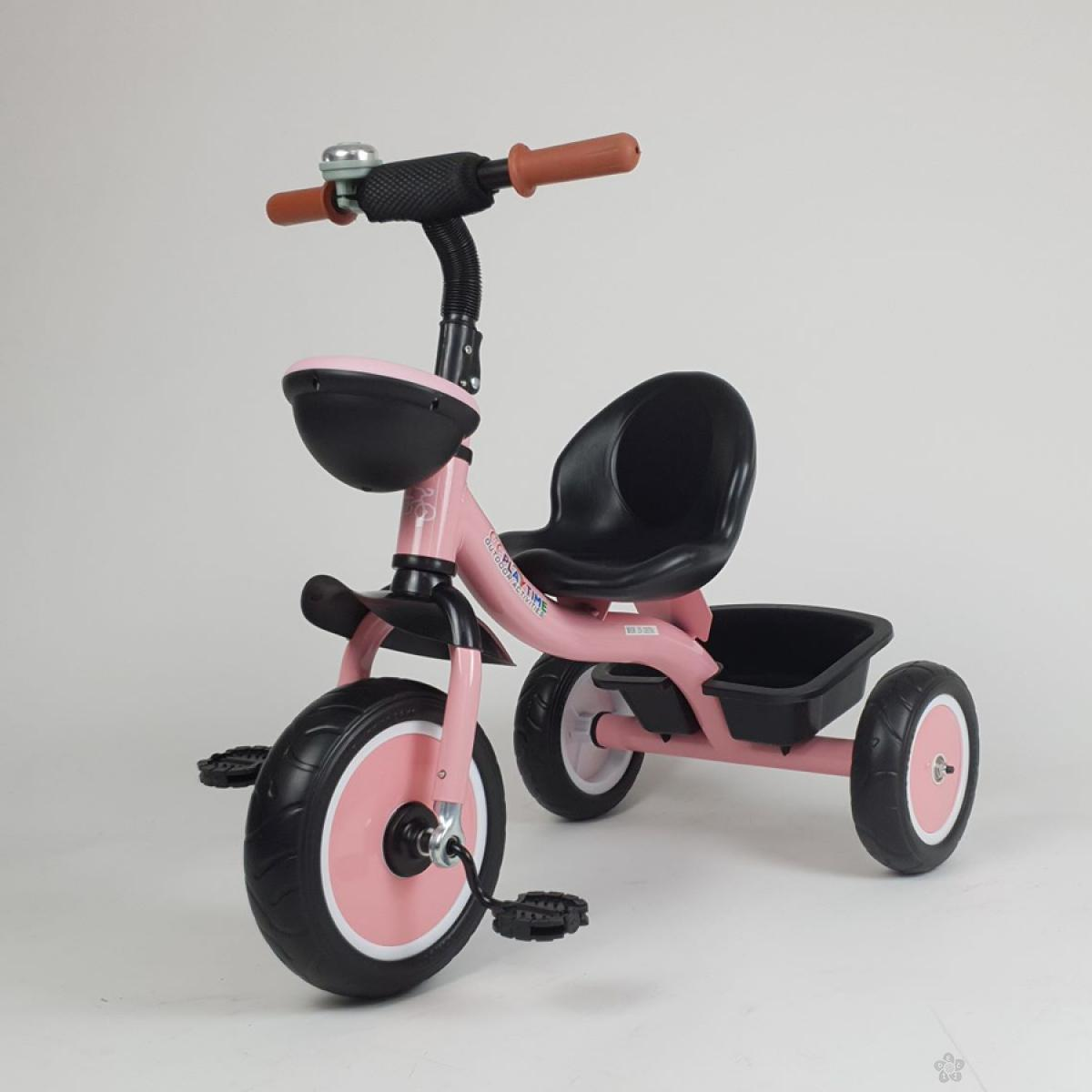 Tricikl HappyBike Denis model 427 roze