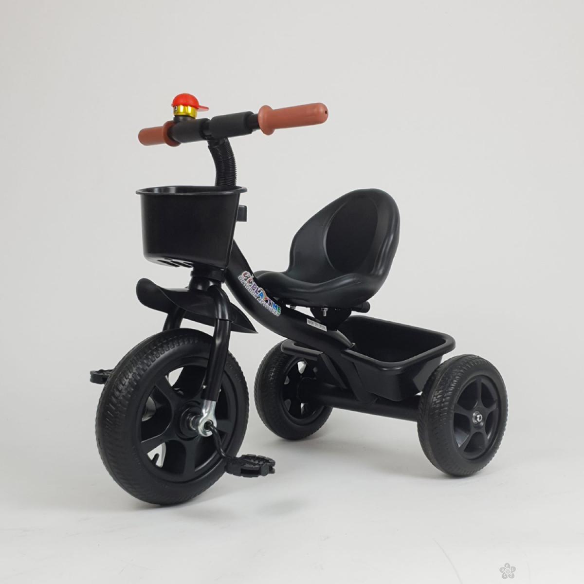 Tricikl Playtime NANI model 426 crni