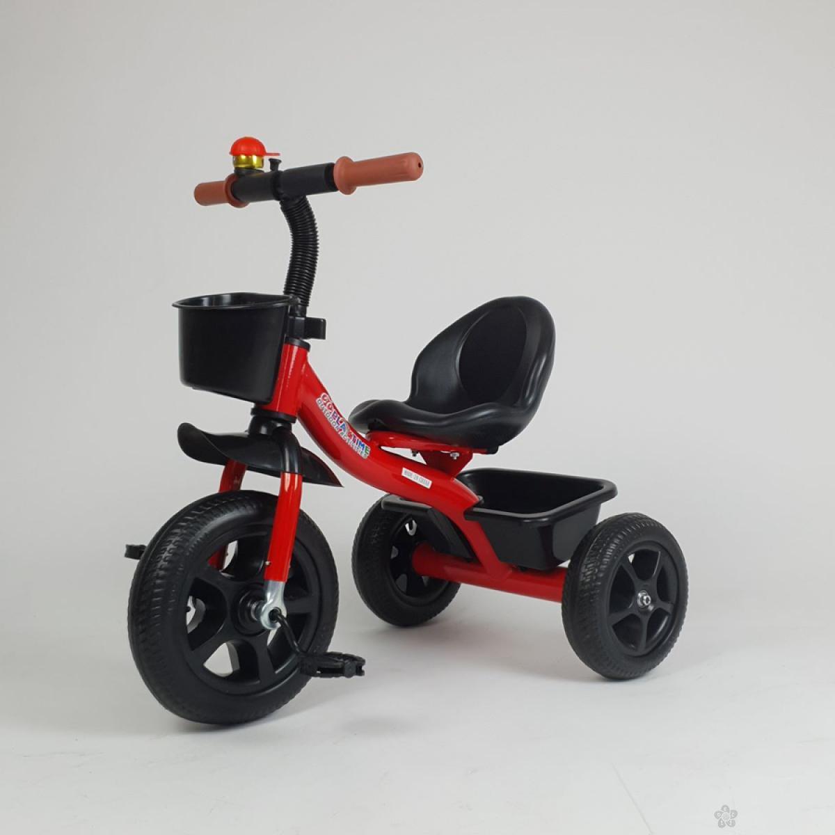 Tricikl Playtime NANI model 426  crveni