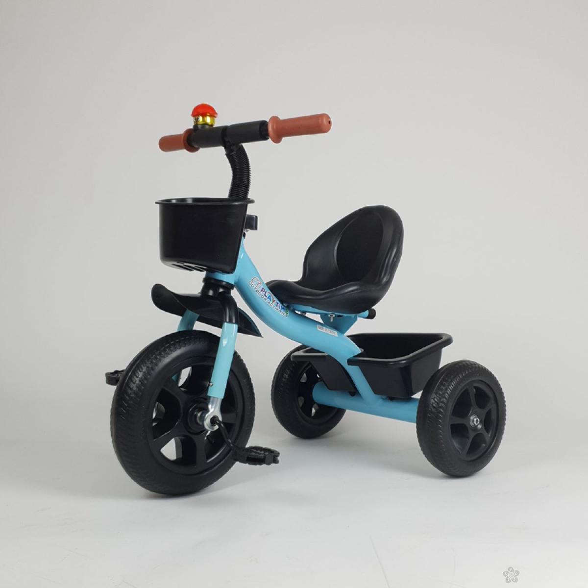 Tricikl Playtime NANI model 426  plavi