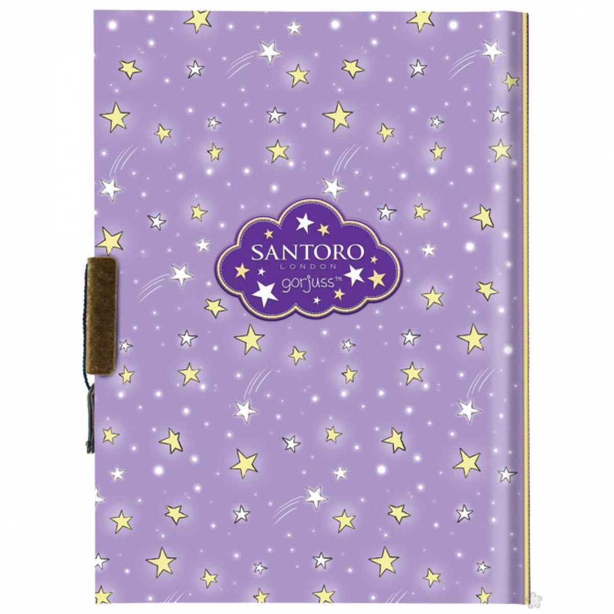 Dnevnik sa ključićem Catch A Falling Star 577GJ15
