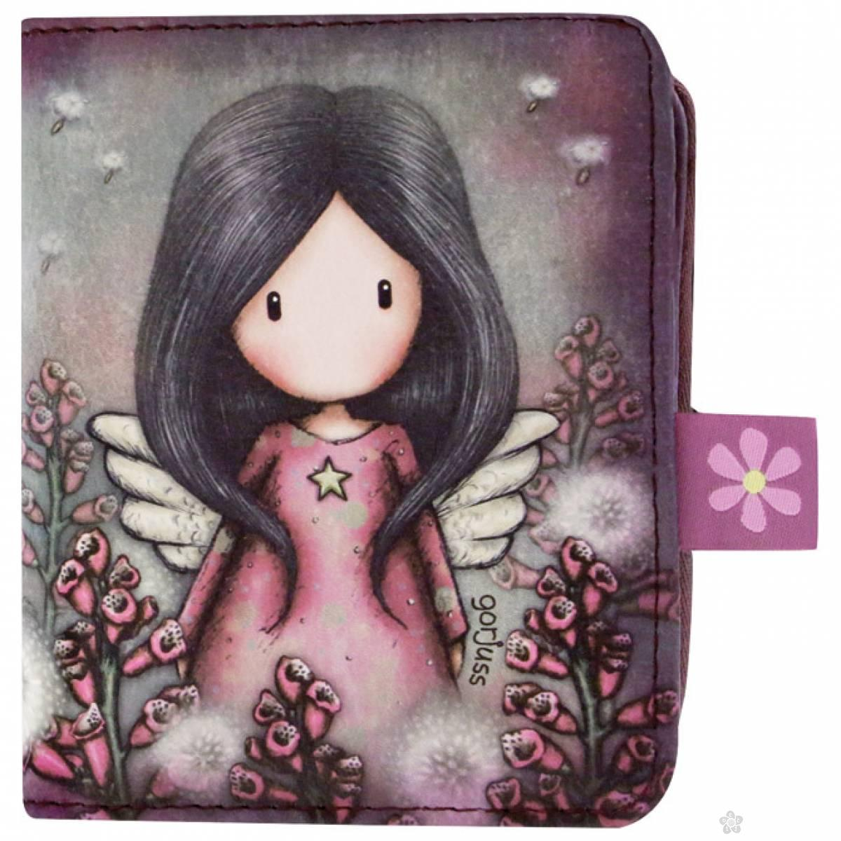 Novčanik na preklop Little Wings 1030GJ02