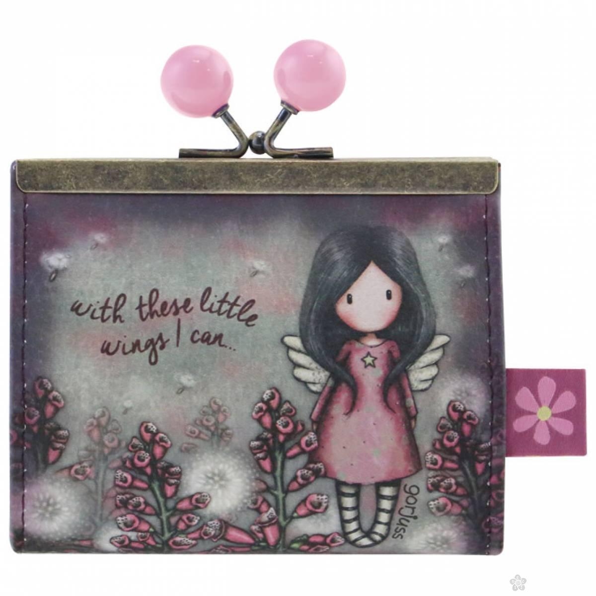 Novčanik za sitan novac Little Wings 972GJ02