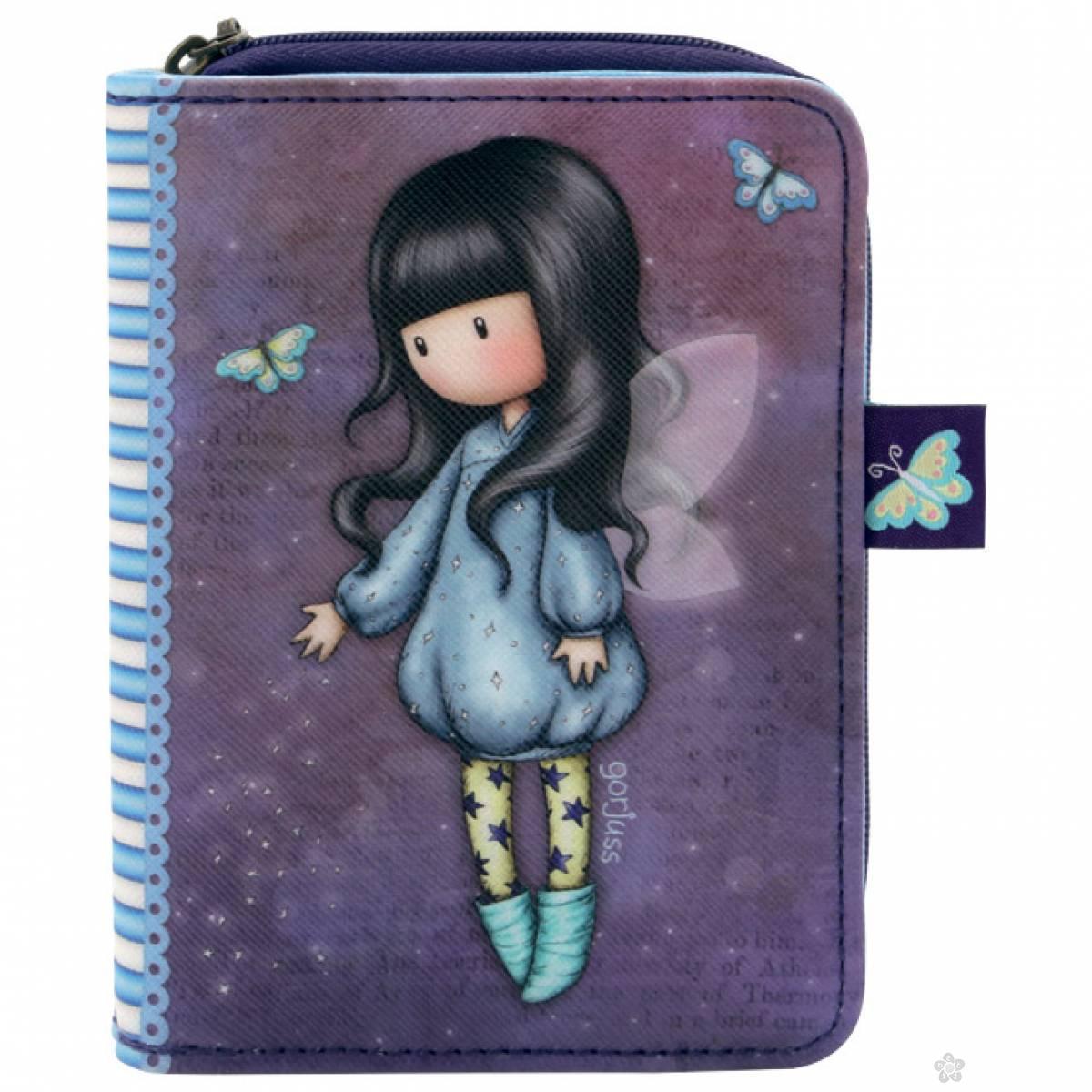 Novčanik zip+dugme Bubble Fairy 903GJ02