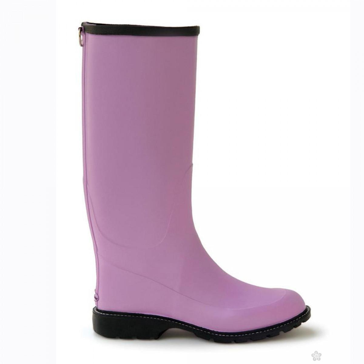 Gumene čizme-Violet