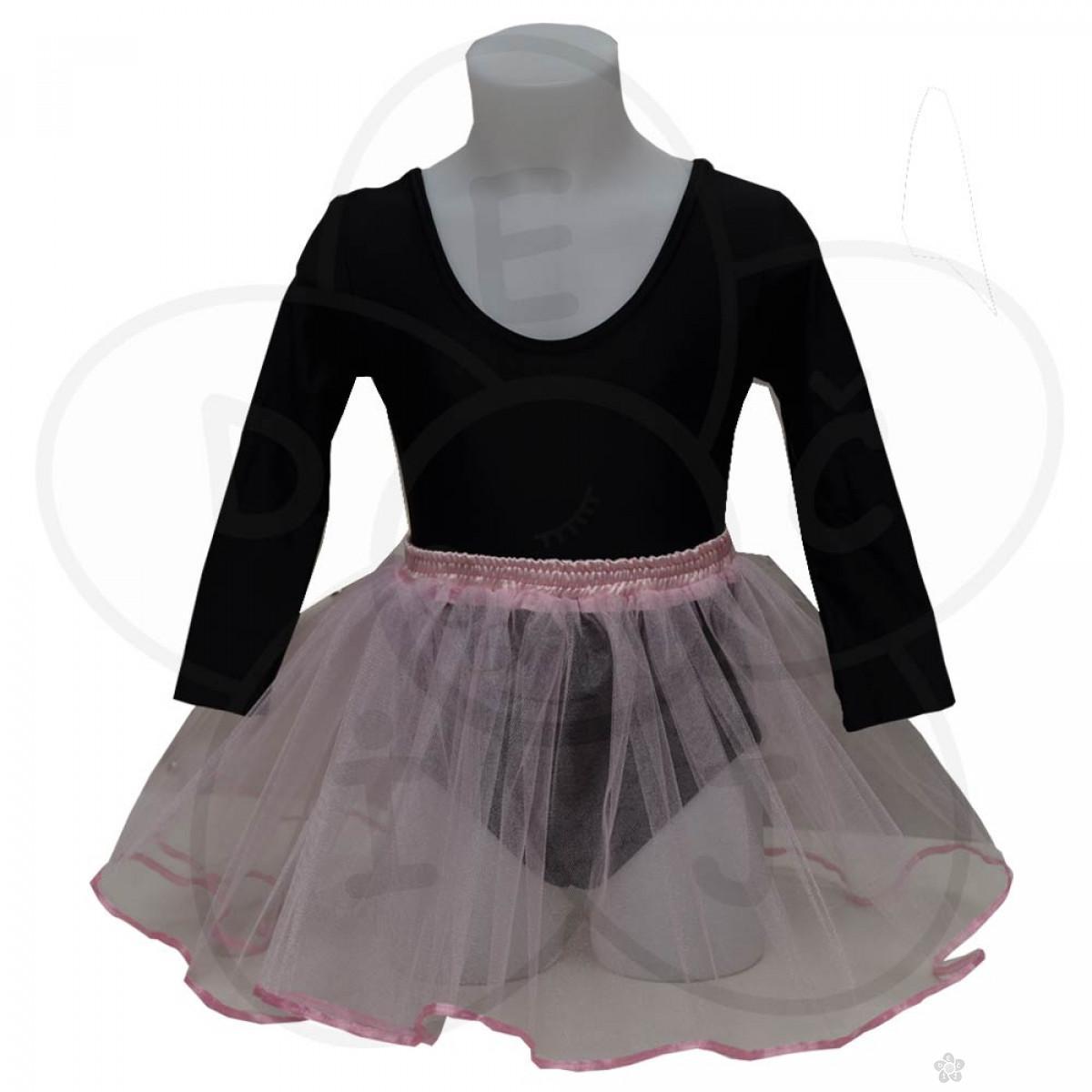 Baletska suknjica, pink