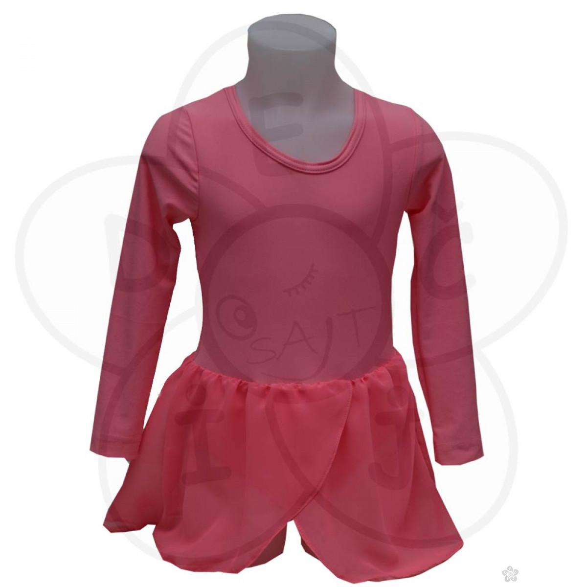 Triko za balet, roze