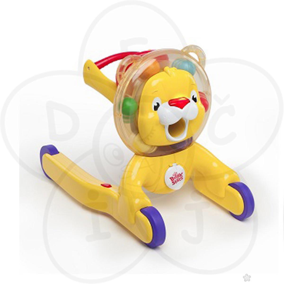 Igračka 3u1 - Guralica za prohodavanje i igračka