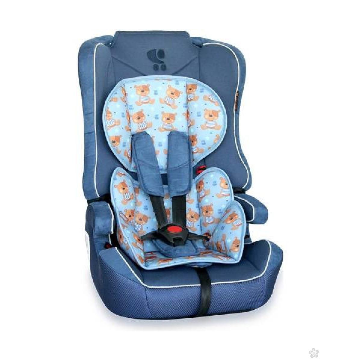 Auto Sedište Explorer Blue Cute Beras 9-36kg, 10070891859