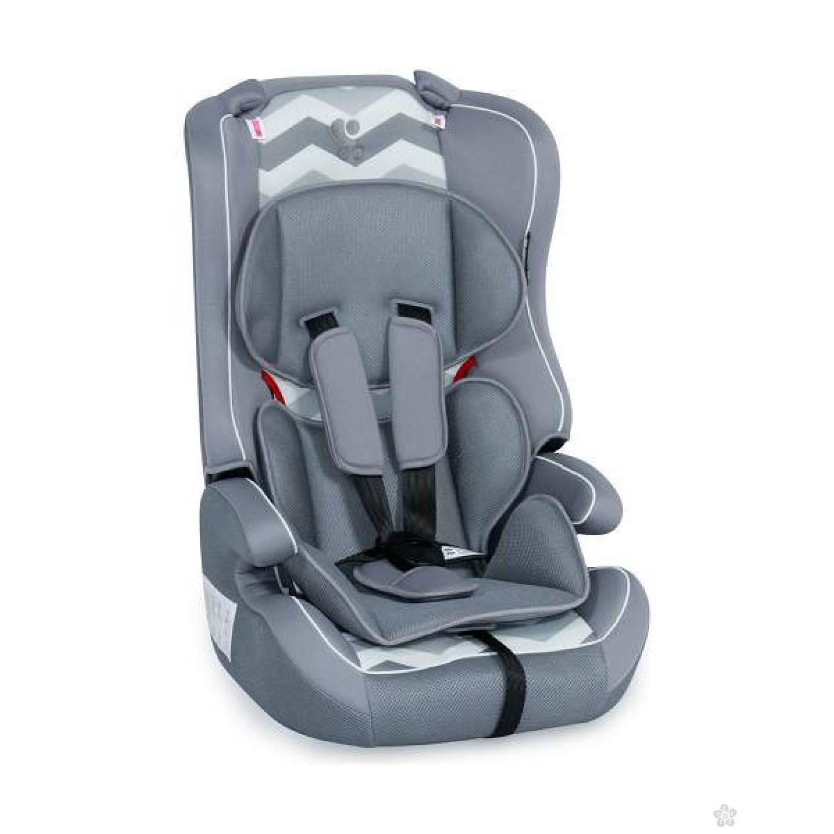 Auto Sedište Explorer Grey 9-36kg, 10070891772