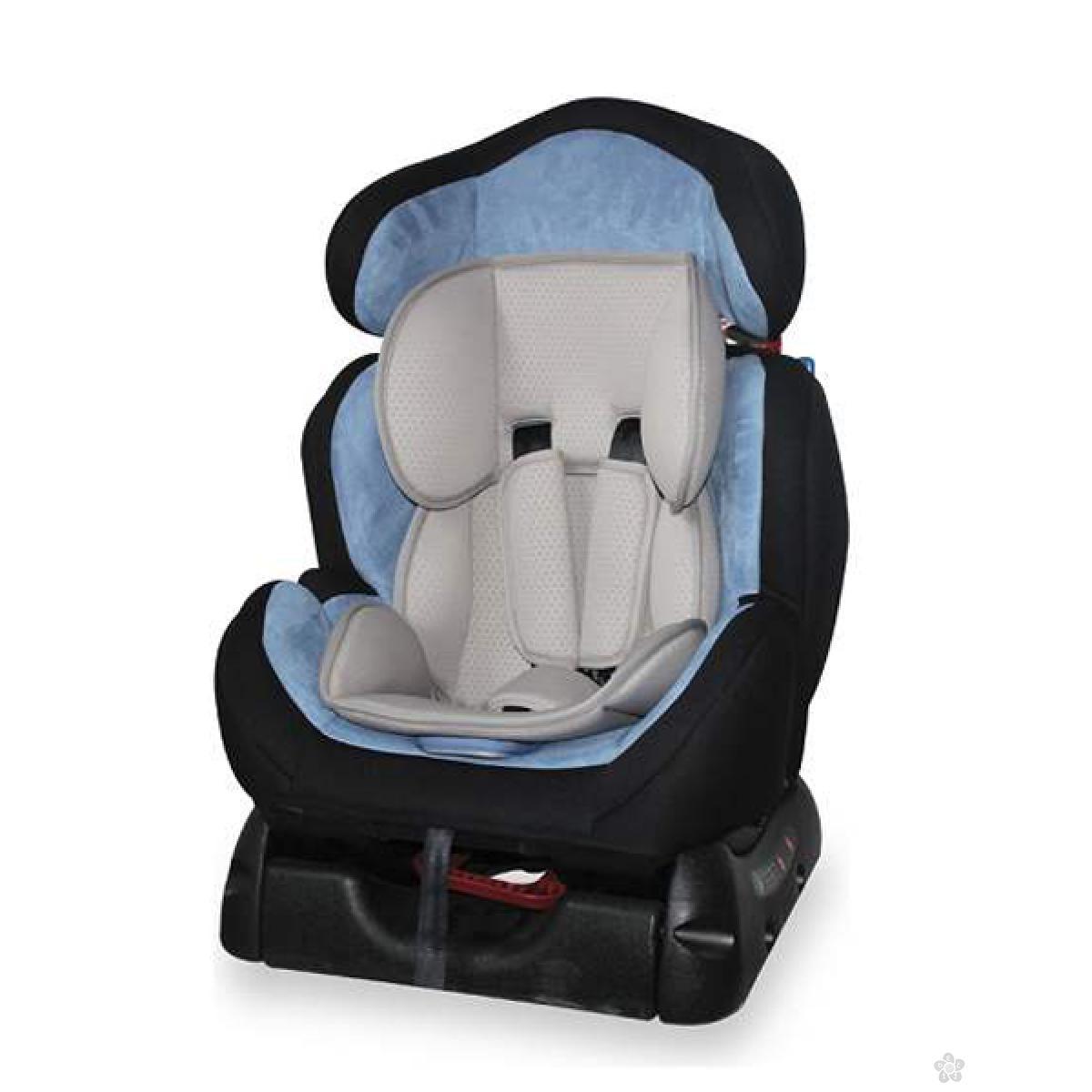 Auto Sedište Safeguard Blue & Grey 0-25kg, 10070711659