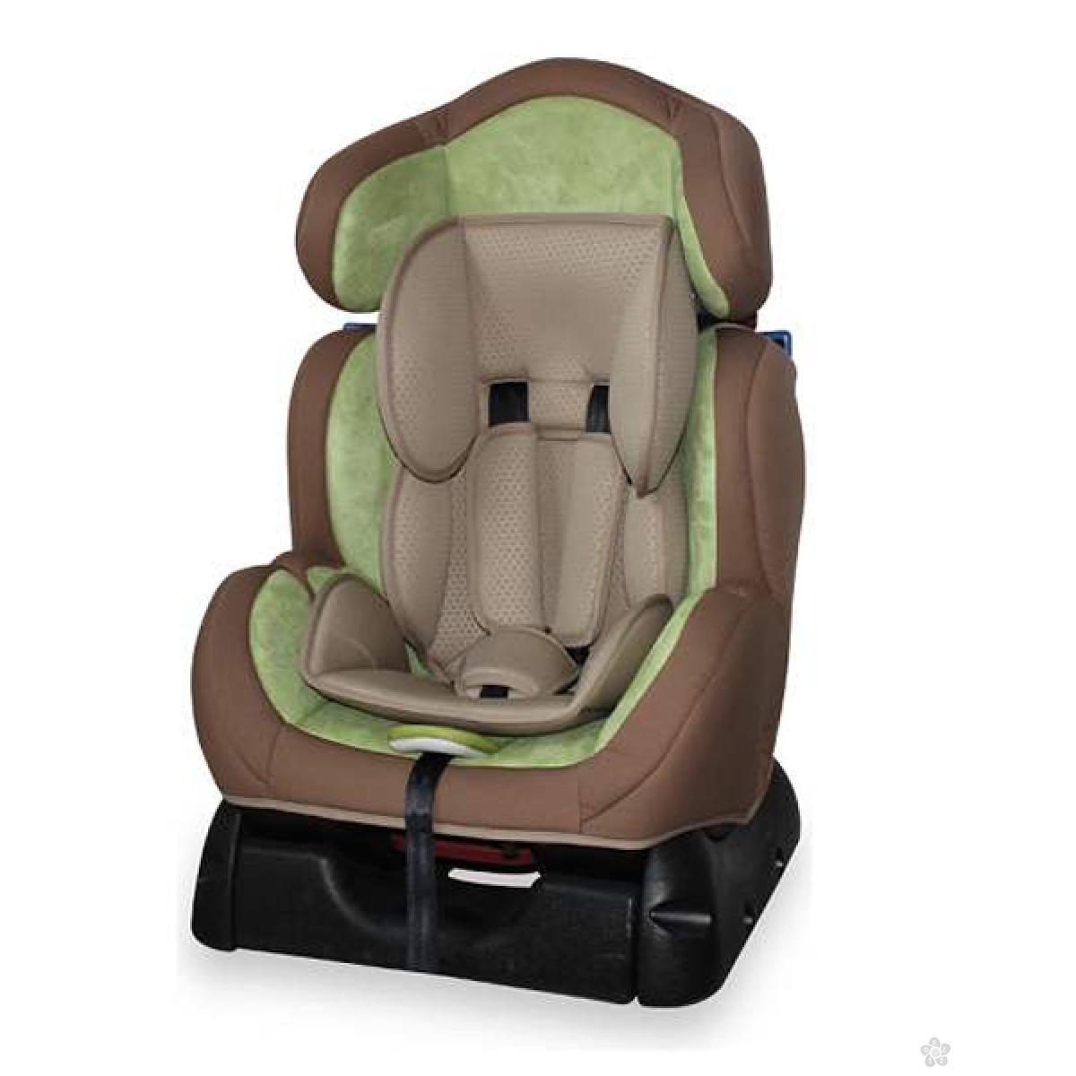 Auto Sedište Safeguard Green & Beige 0-25kg, 10070711661