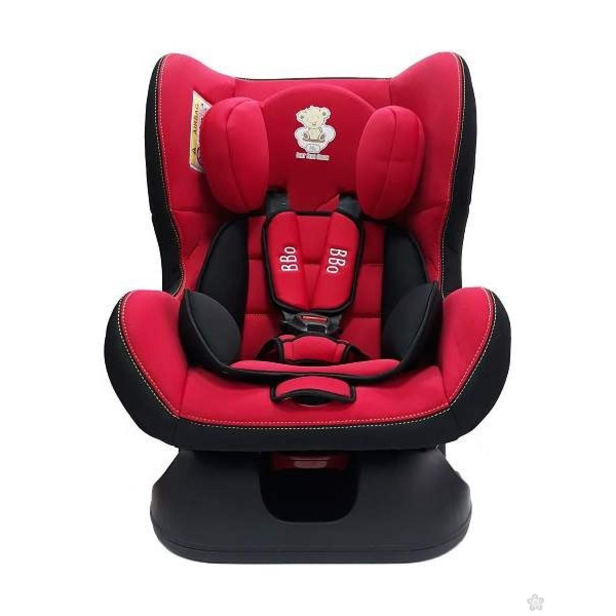 Autosedište BBO Rider crveno 0-18kg