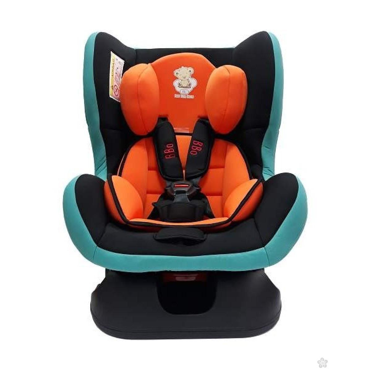 Autosedište BBO Rider narandžasto 0-18kg