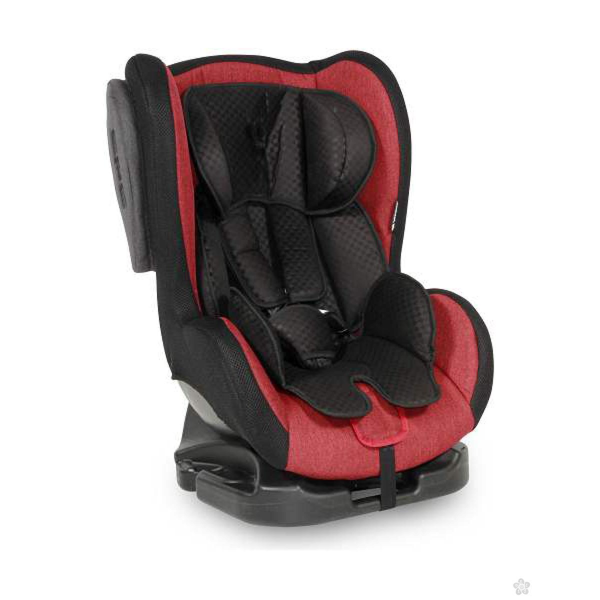 Auto Sedište Tommy Red & Black 0-18kg