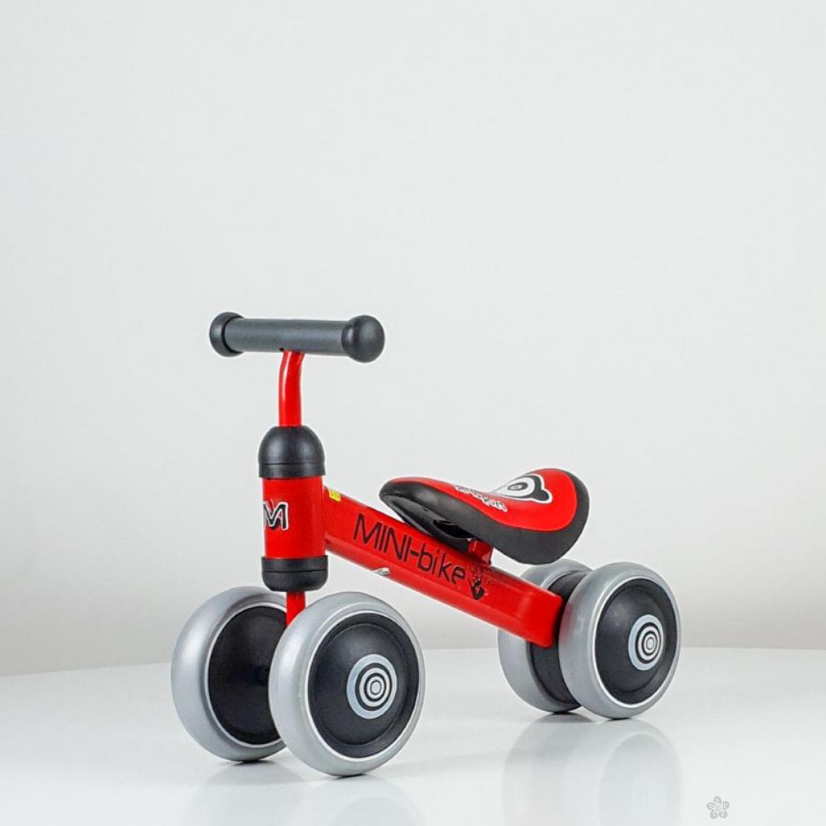 Baby bicikl balans model 753 crvena
