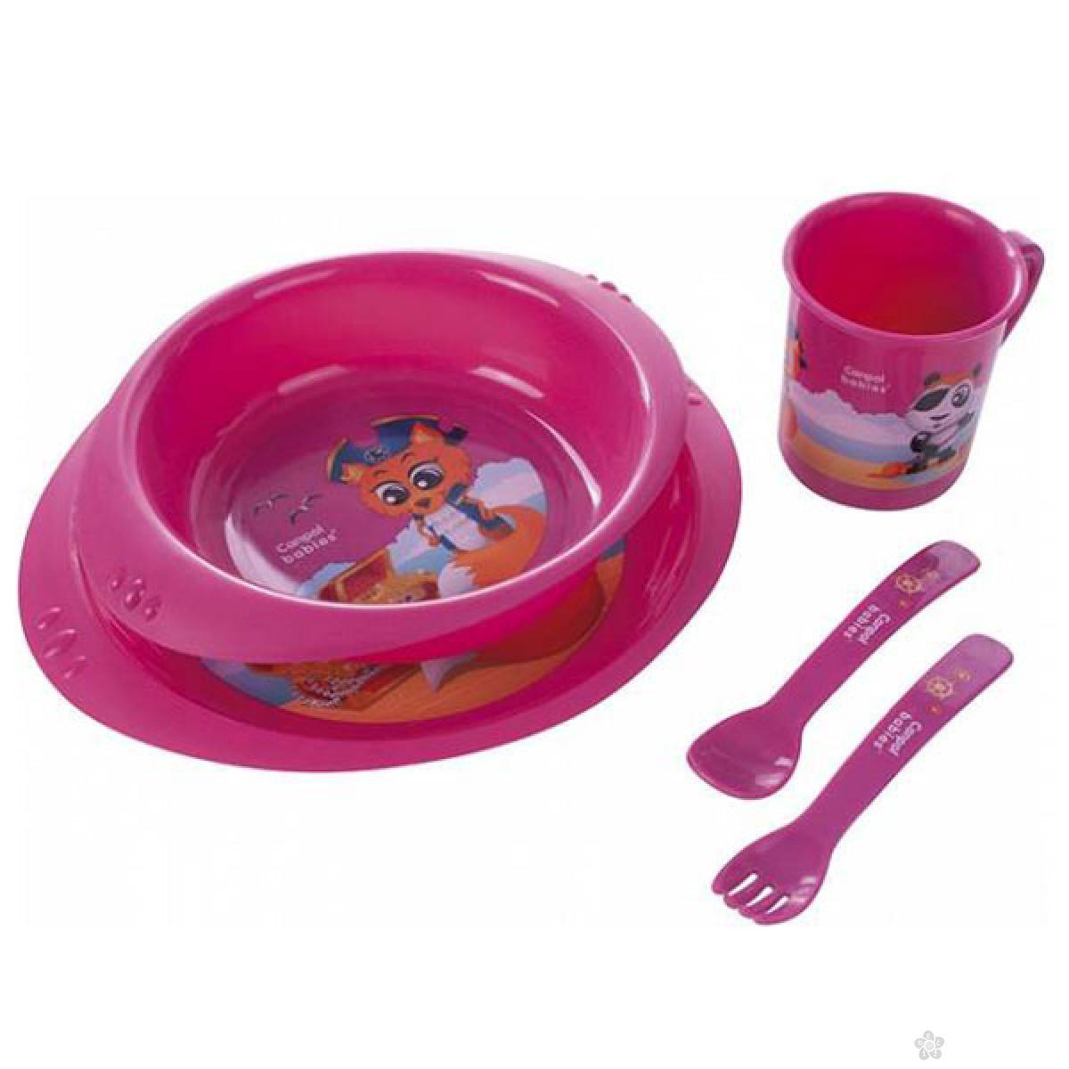 Baby Set za Hranjenje Pirate 4/405