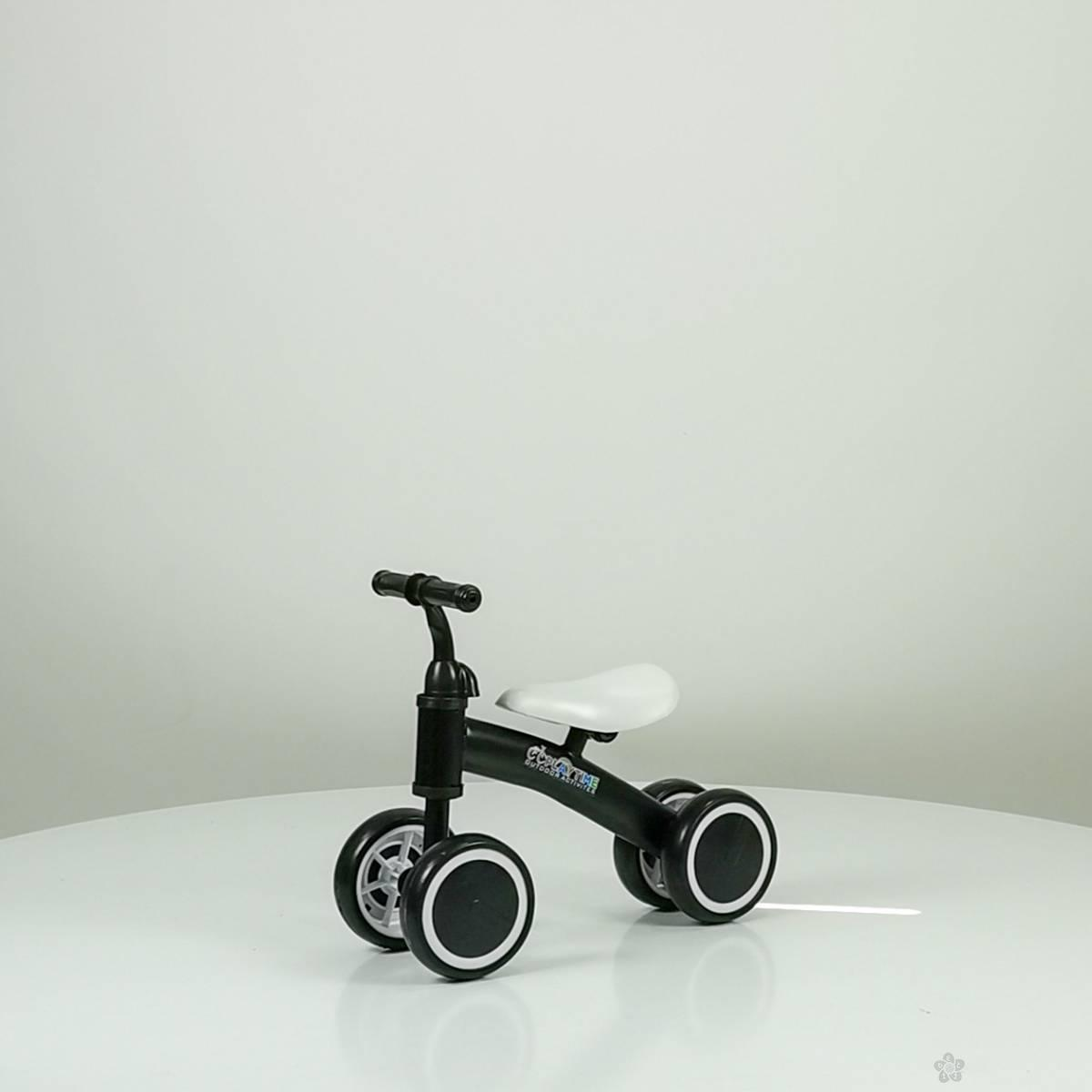 Balans bicikl baby model 753-1 CRNI